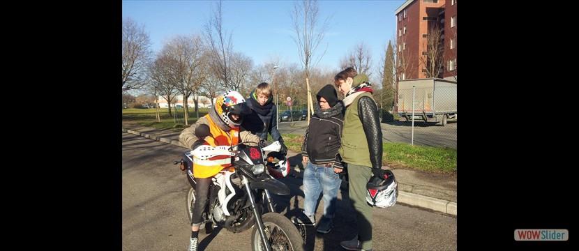esami guida ciclomotore